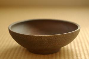松村さんの七寸鉢